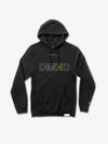 The Hundreds - 3DMND Hoodie - Black