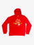 Red Rose Hoodie - Red