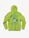 Halston - Nut House Hoodie - Safety Green