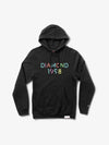 The Hundreds - Radiant Neon Hoodie - Black