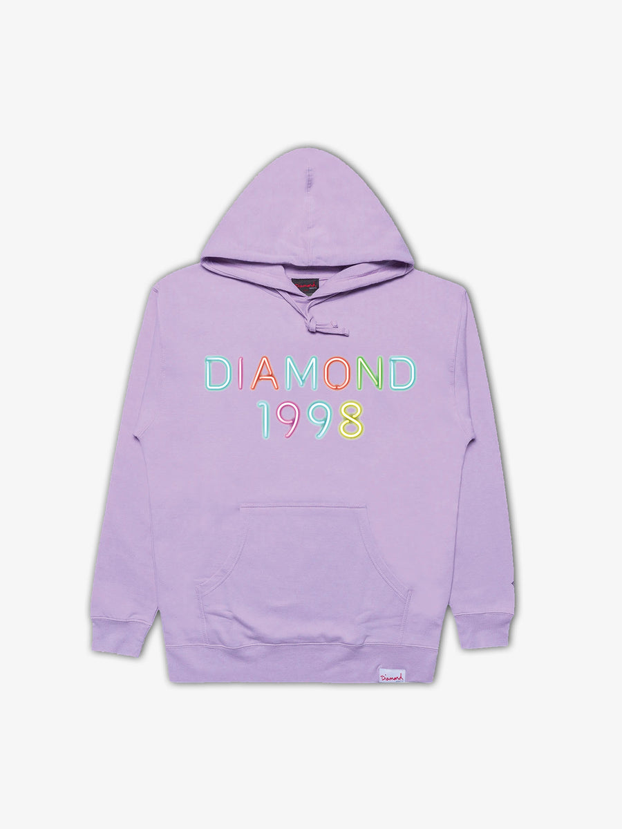 The Hundreds - Radiant Neon Hoodie - Lavender