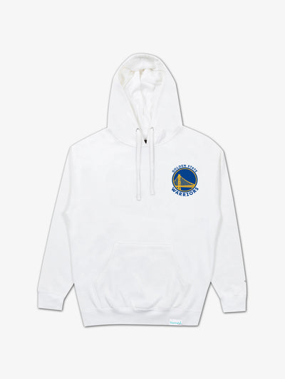 The Hundreds - Diamond x Space Jam Golden State Hoodie - White