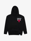 The Hundreds - Diamond x Space Jam Chicago Bulls Hoodie - Black