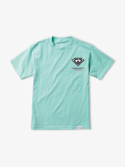 CJ Diamond Tee - Diamond Blue