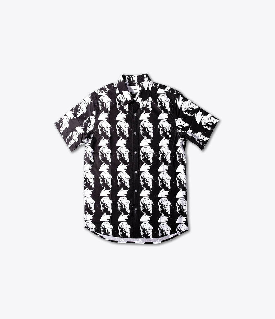 Diamond x Marilyn Monroe Blow Up Woven Shirt,  -  Diamond Supply Co.