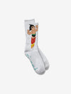 Diamond x Astroboy Sock - White