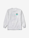 Diamond x Astroboy Brilliant Longsleeve - White