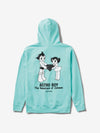 Diamond x Astroboy Gemstone Hoodie - Diamond Blue