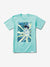 Diamond x Astroboy Photo Tee - Diamond Blue