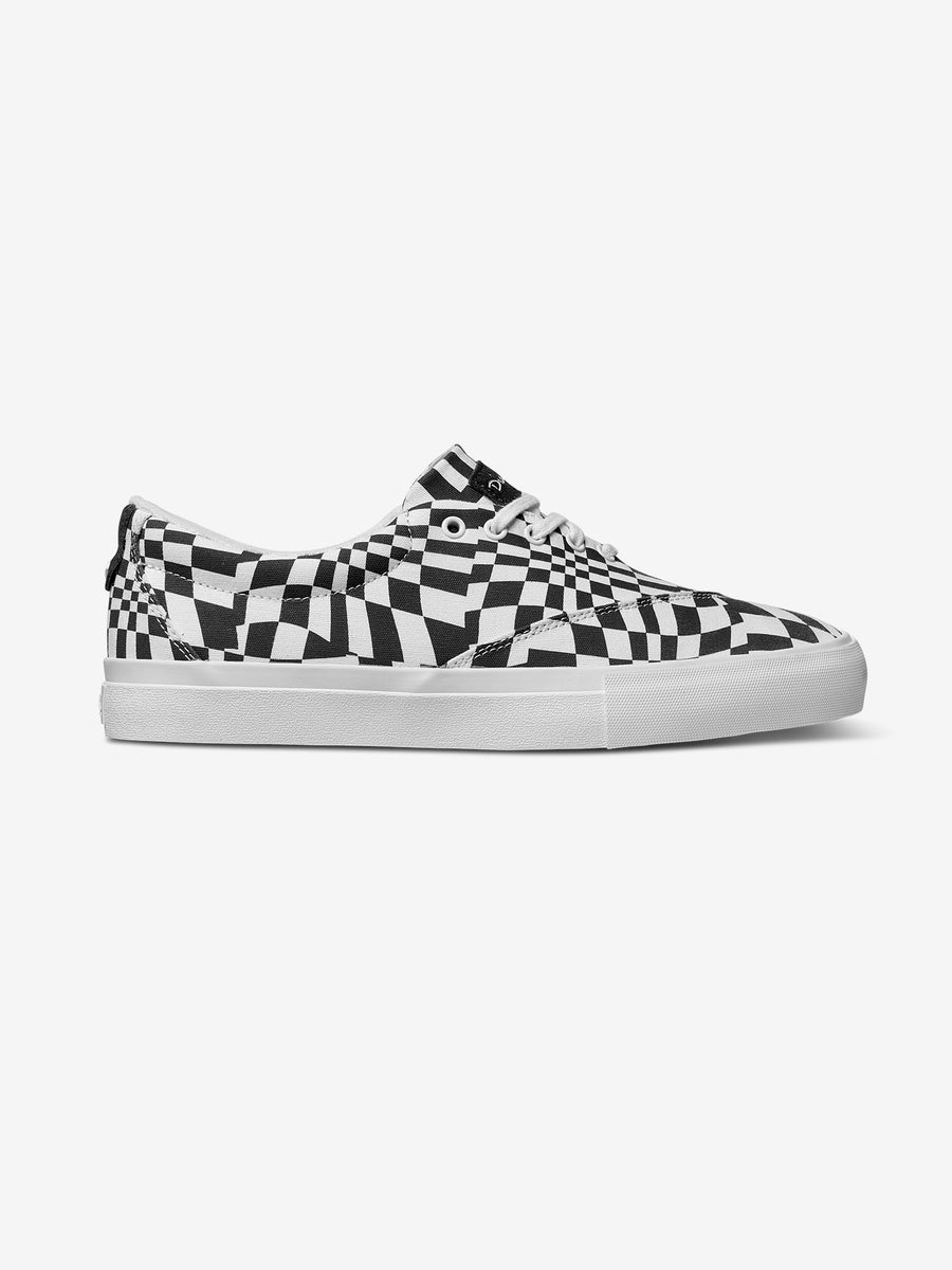 Avenue Checkered Black/White
