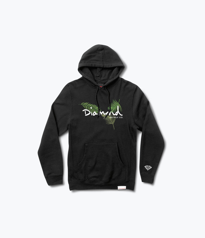 Paradise OG Script Pullover Hoodie, Summer 2017 Delivery 1 Sweatshirts -  Diamond Supply Co.