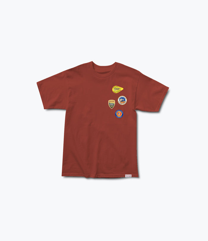 Porto Tee, Summer 2017 Delivery 2 Tees -  Diamond Supply Co.
