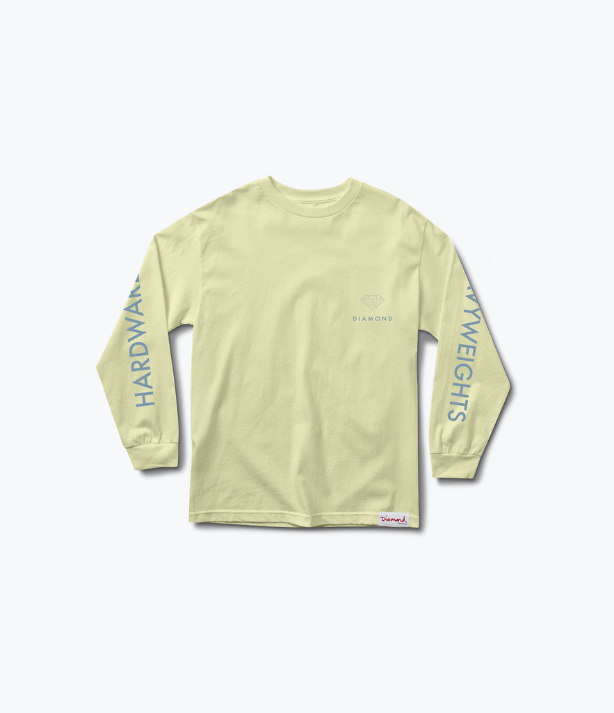 Futura Sign Longsleeve Tee, Summer 2017 Delivery 1 Longsleeve Tees -  Diamond Supply Co.