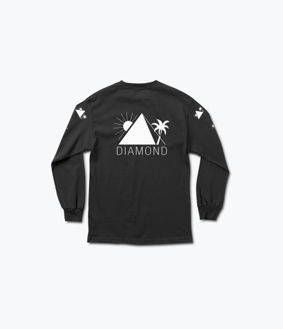 Oases Longsleeve Tee, Summer 2017 Delivery 2 Tees -  Diamond Supply Co.