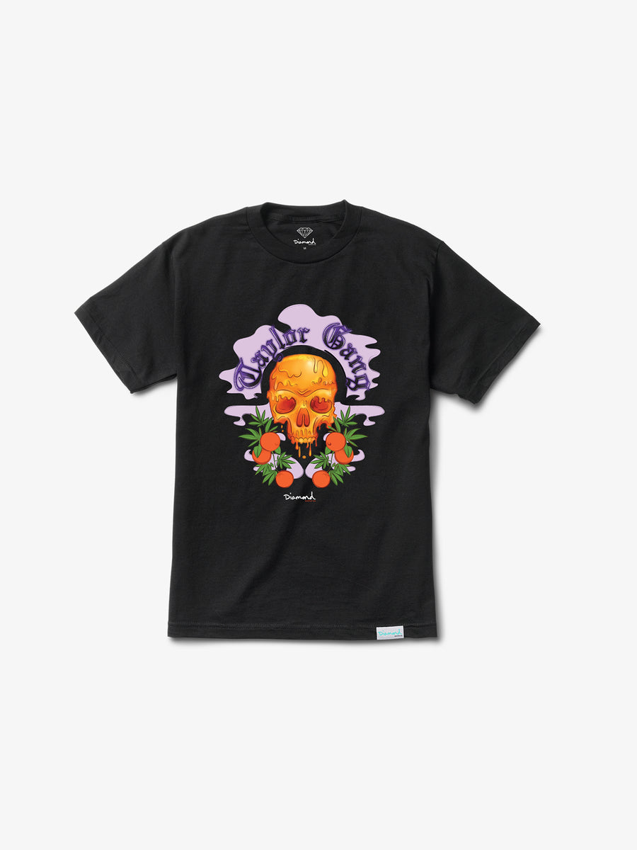 Diamond x Taylor Gang OJ Tee - Black