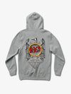 Diamond x Slayer Brilliant Abyss Hoodie - Heather Grey