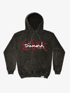 The Hundreds - Diamond x Slayer Hoodie - Black