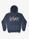 The Hundreds - Diamond x Slayer Hoodie - Navy