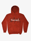 Diamond x Slayer Hoodie - Red