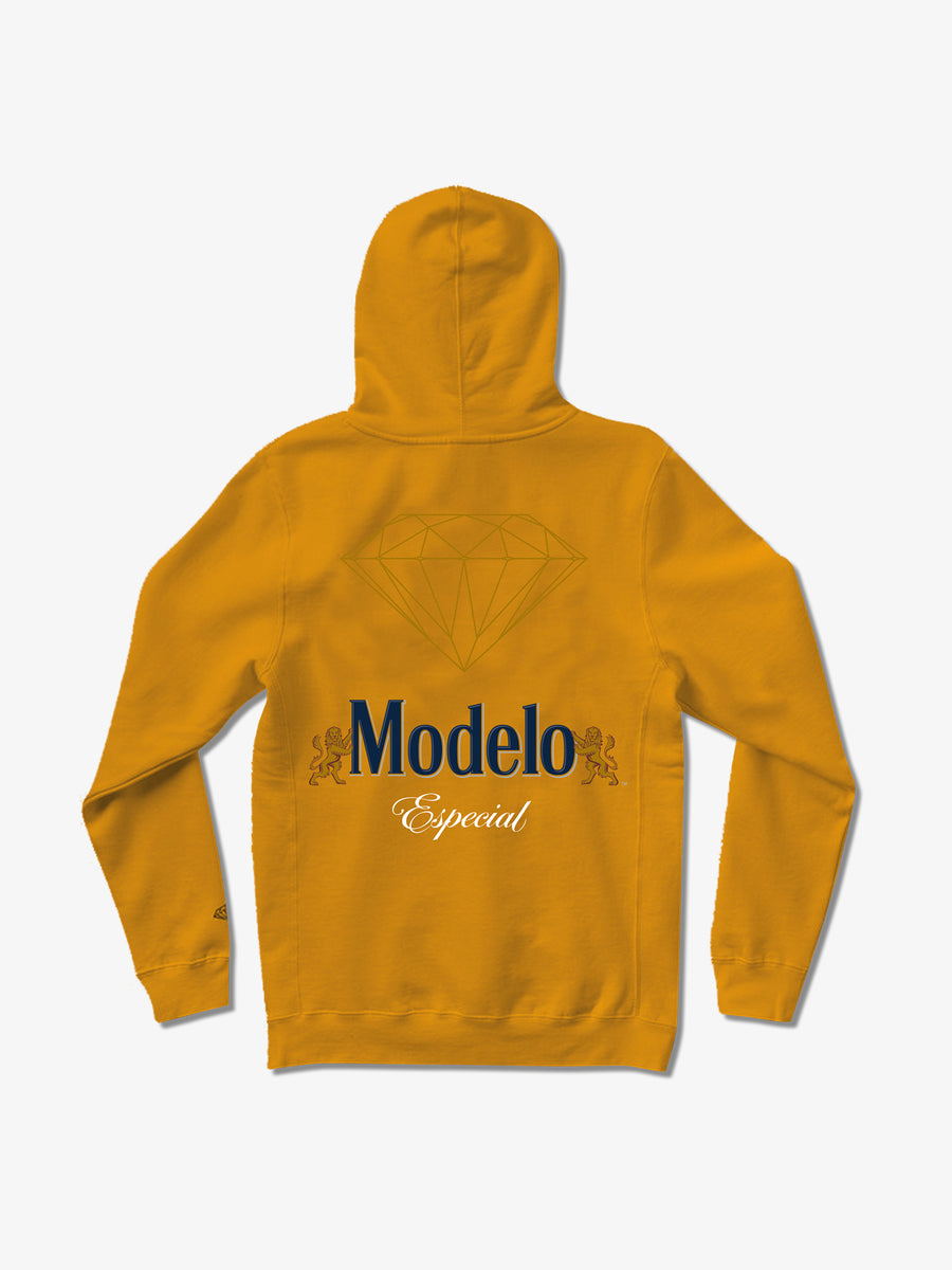 Especial Sign Hoodie - Gold