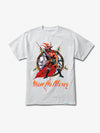 Diamond x Slayer No Mercy Tee - White