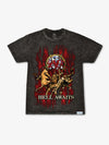 The Hundreds - Diamond x Slayer Hell Awaits Tee - Black