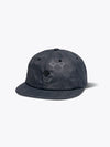 The Hundreds - Brilliant Checkered 6 Panel Strapback - Black