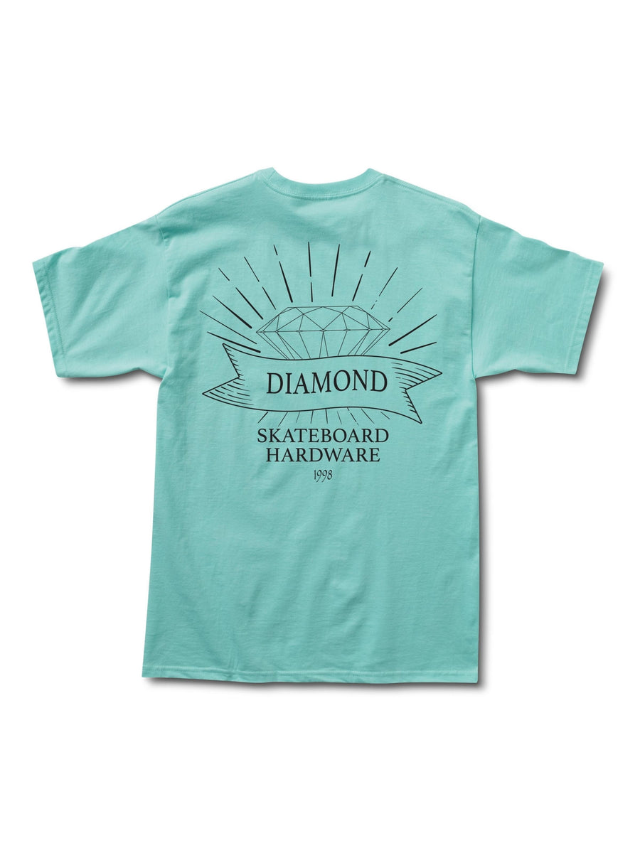 Diamondware Tee - Diamond Blue