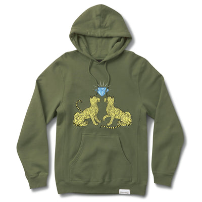 Monarch Hoodie - Military Green