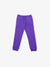 Logo Sweatpants - Purple