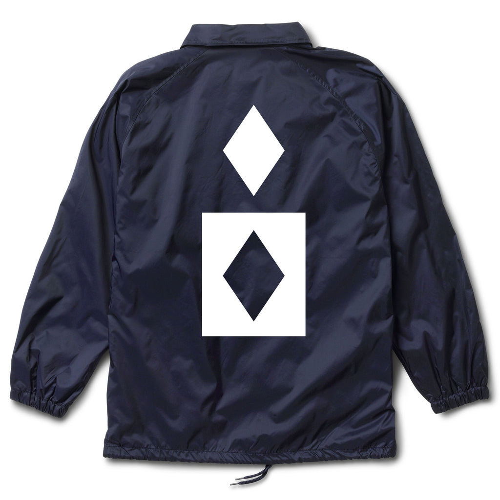 Marquise Coaches Jacket, Spring 2018 Delivery 1 Jackets Printable -  Diamond Supply Co.