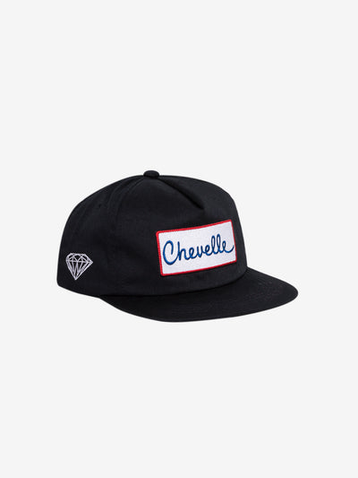 The Hundreds - Diamond x Chevelle Super Sport Hat - Black