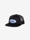 Diamond x Chevelle Patch Trucker Hat - Black