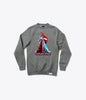 Diamond Peak Crewneck Sweatshirt, Holiday 2016 Delivery 1 Sweatshirts -  Diamond Supply Co.