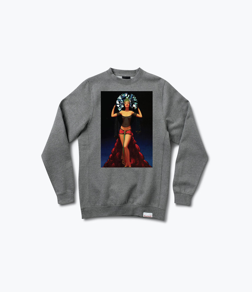 Allure Crewneck Sweatshirt, Holiday 2016 Delivery 2 Sweatshirts -  Diamond Supply Co.