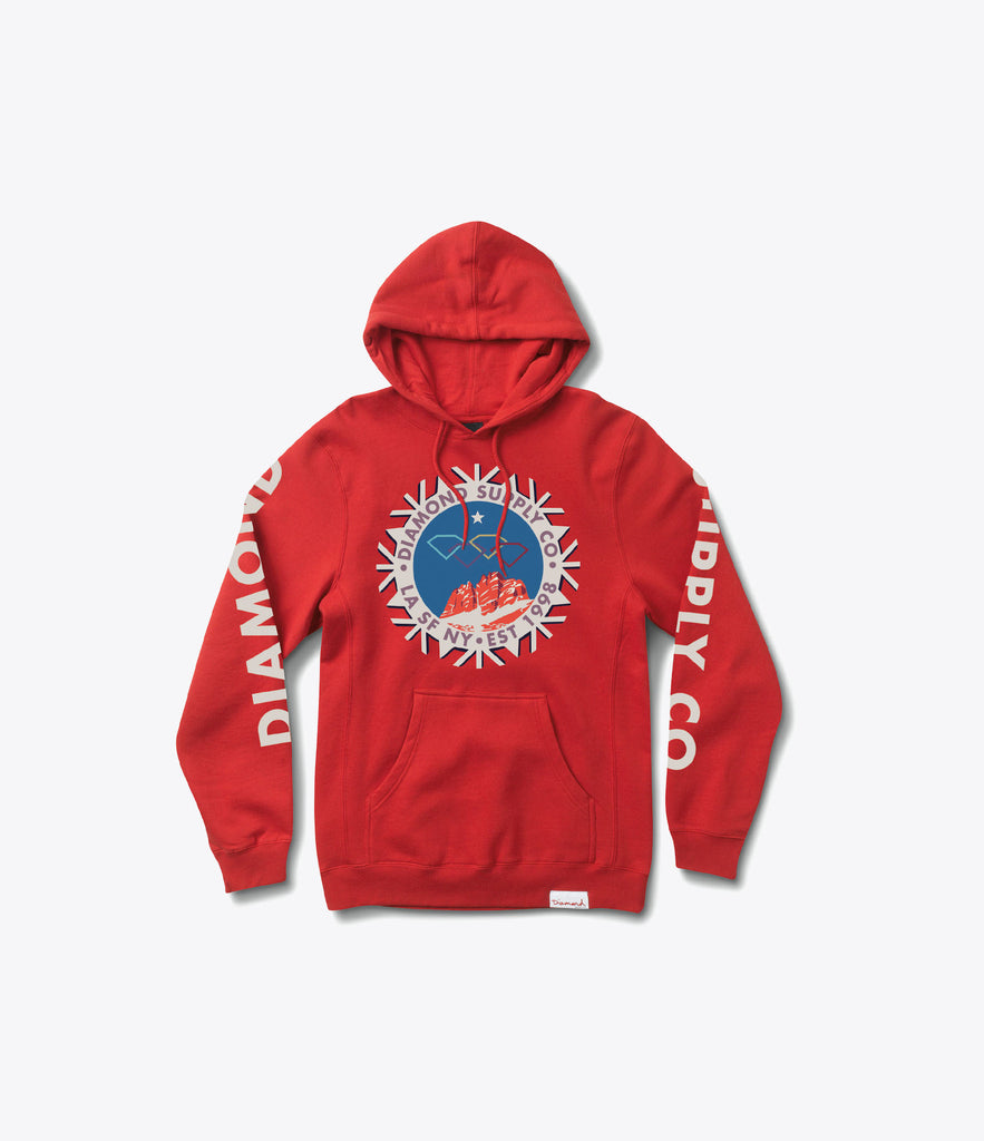 Winter Seal Pullover Hood, Holiday 2016 Delivery 1 Sweatshirts -  Diamond Supply Co.