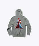 Diamond Peak Pullover Hood, Holiday 2016 Delivery 1 Sweatshirts -  Diamond Supply Co.