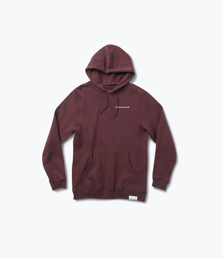 Centerfold Pullover Hood, Holiday 2016 Delivery 2 Sweatshirts -  Diamond Supply Co.