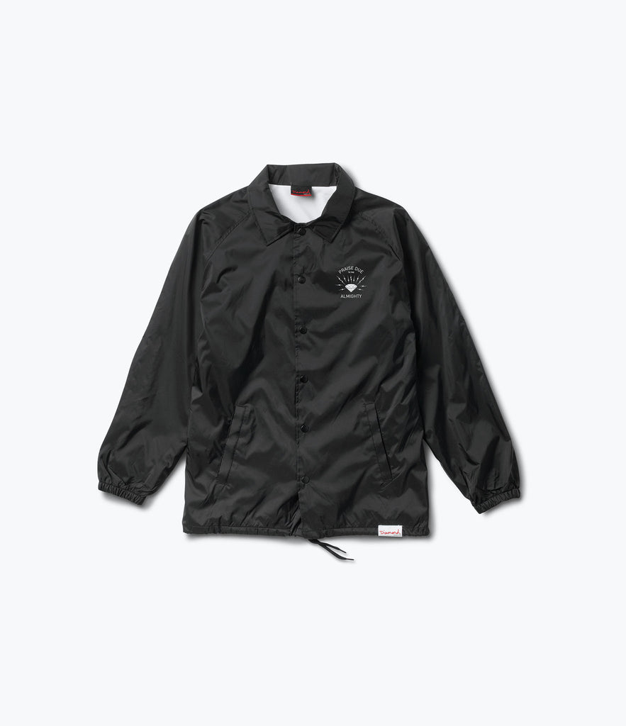 Worship Coaches Jacket