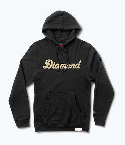 City Script Pullover Hoodie, Holiday 2017 Delivery 2 -  Diamond Supply Co.