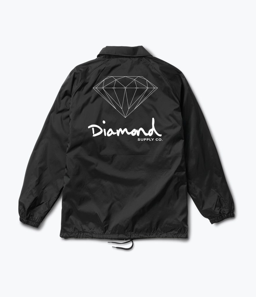 OG Sign Coaches Jacket, Holiday 2017 Delivery 2 -  Diamond Supply Co.
