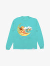 Other Girls Longsleeve - Diamond Blue