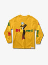 Mamacita Long Sleeve Tee - Gold