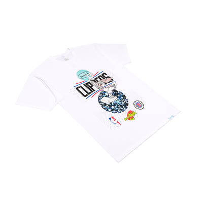 Diamond x Space Jam Los Angeles Clippers Tee - White