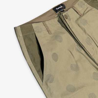 Utility Cargo Pants - Green