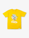 Dwarfs Tee - Yellow