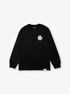 Dwarfs Long Sleeve Tee - Black
