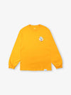 Dwarfs Long Sleeve Tee - Yellow
