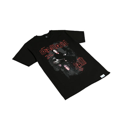SAW Play A Game Tee - Black