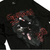 SAW Play A Game Long Sleeve Tee - Black